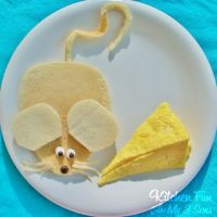 mouse and cheese meals
