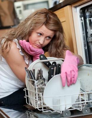 repair the dishwasher