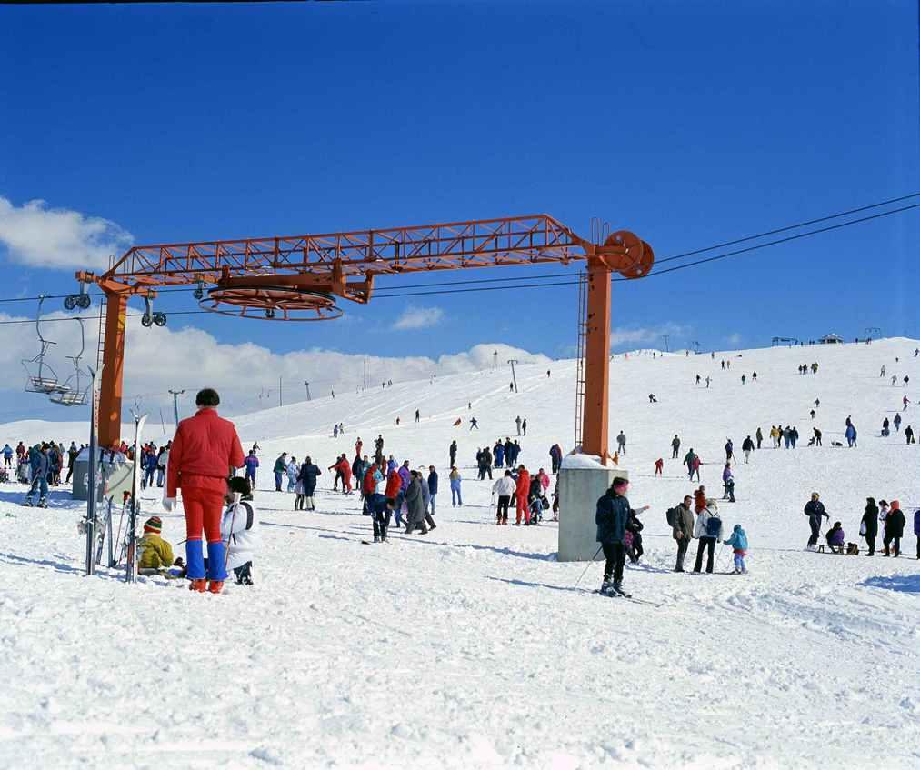 ski snowboard in Mavrovo