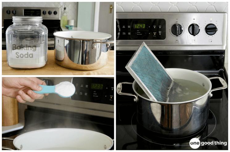 kitchen hood filter