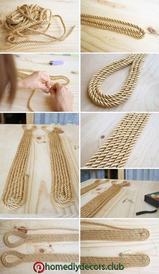 rope rug