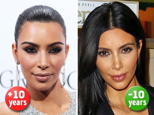 light foundation to help you look 10 years younger