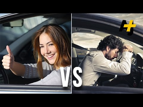 women better drivers