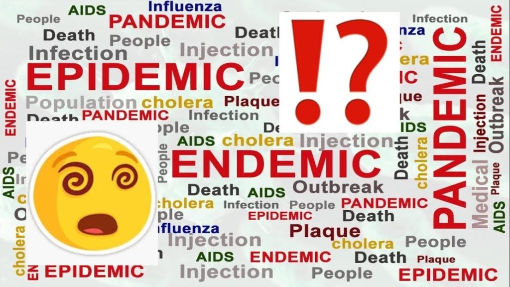 pandemic/epidemic