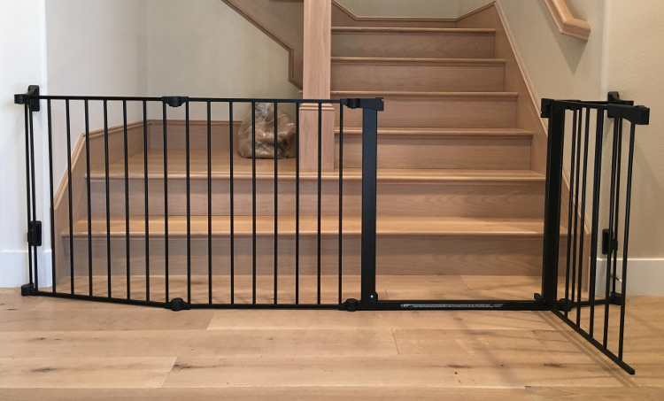 stairs gate