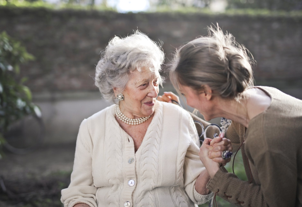 respect elderly people